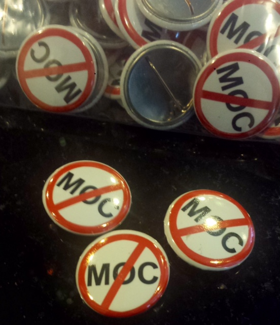 Anti-MOC Bling